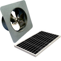 GM Model Solar Attic Fan image