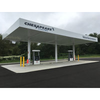 Compressed Natural Gas (CNG) Canopy image