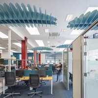 Premium Acoustics for a Busy Call Center image