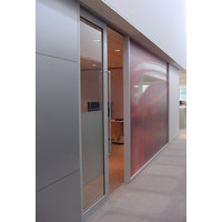 Eclipse Glass Pocket Doors image