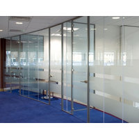 Infinity Edge Double Glazed Acoustic Door image
