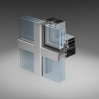 Curtain Wall System image