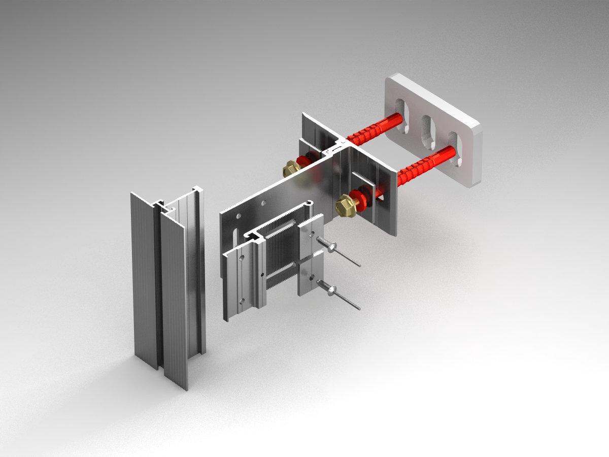 Facade Cladding System