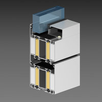 AluminTechno JLLC image | Door and Window System with Double Thermal Break