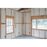 Open-cell Spray Polyurethane Foam (SPF) Insulation image