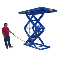 Beacon Industries Inc. image | Double Scissor Lift