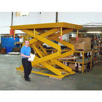 Upright Scissor Lift image