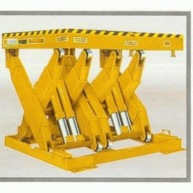 Heavy Capacity Scissor Lift