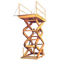 Beacon Industries Inc. image | Dual Scissor Lifts