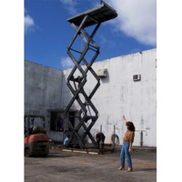 Tall Scissor Lift image