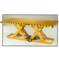 Scissor Lift Table image