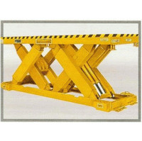 Long Scissor Lift image