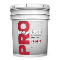 BEHR PRO™ i100 Interior Dead Flat Paint No. PR110 image