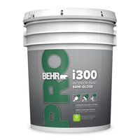 BEHR PRO™ i300 Interior Semi-Gloss Paint No. PR 370 image