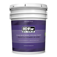 BEHR ULTRA® Stain-Blocking Ceiling Paint No. 5558 image