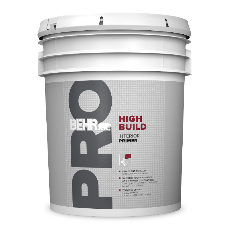 BEHR PRO TM High Build Interior Primer No. PR40