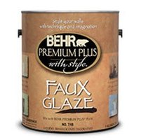 BEHR PREMIUM PLUS WITH STYLE® Faux Glaze No. 748 image