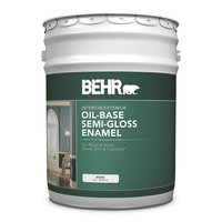 BEHR® Oil-Base Semi-Gloss Enamel No. 3800 image