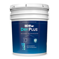 BEHR® DRYPLUS® Masonry Waterproofer No. 875 image