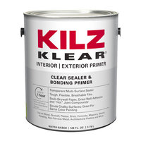 KILZ KLEAR® Clear Sealer & Bonding Primer No. L2201 image