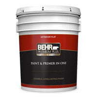 Behr Paint Company image | BEHR PREMIUM PLUS® Exterior Flat Paint & Primer In One No. 4050