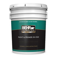 BEHR PREMIUM PLUS® Exterior Semi-Gloss No. 5050 image