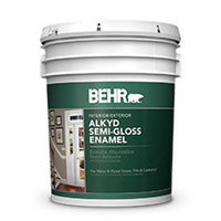 BEHR® Alkyd Semi-Gloss Enamel No. 3900 image
