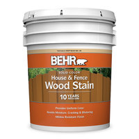 BEHR® Solid Color House & Fence Wood Stain No. 30 image