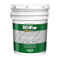 BEHR® DECKPlus™ Solid Color Waterproofing Wood Stain No. 211 image