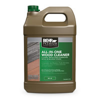 Behr Paint Company image | BEHR PREMIUM® All-In-One Wood Cleaner No. 63