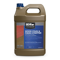 BEHR PREMIUM® Wood Stain & Finish Stripper No. 64 image
