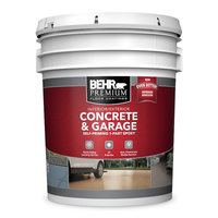 Behr 1-Part Epoxy Acrylic Concrete & Garage Floor Paint No. 900 image