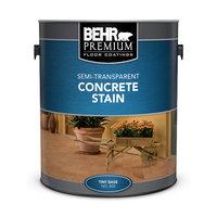 BEHR PREMIUM® Semi-Transparent Concrete Stain No. 850 image