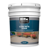 BEHR PREMIUM® Solid Color Concrete Stain No. 800 image