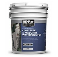 BEHR PREMIUM® Concrete & Masonry Waterproofer No. 875 image