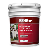 BEHR® Masonry, Stucco & Brick Paint - Flat No. 270 image