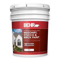 Behr Paint Company image | BEHR® Masonry, Stucco & Brick Satin Paint No. 280