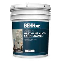 Behr Paint Company image | BEHR® Interior/Exterior Urethane Alkyd Satin Enamel No. 7900