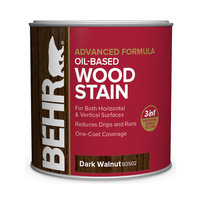 Behr® Advanced Formula Oil-Based Wood Stain image