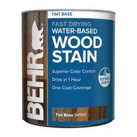 Behr® Fast Drying Water-Based Wood Stain image