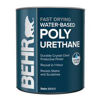 Behr® Fast Drying Water-Based Polyurethane image