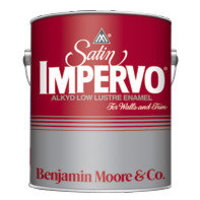 Benjamin Moore & Co. (United States) image | Satin Impervo Alkyd Low Lustre Paint