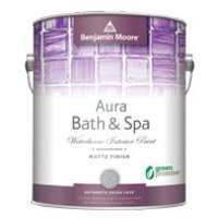 Aura® Bath & Spa Waterborne Interior Paint  image
