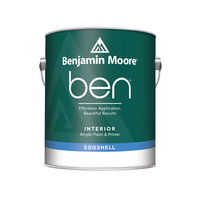 ben® Waterborne Interior Paint  image