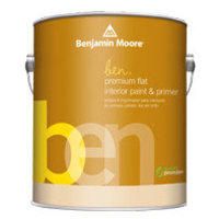 Benjamin Moore & Co. (United States) image | ben® Waterborne Interior Paint