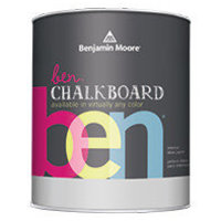 Benjamin Moore & Co. (United States) image | ben® Chalkboard Paint