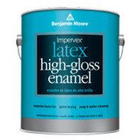 Benjamin Moore & Co. (United States) image | Impervex® Latex High Gloss Enamel