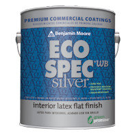 Benjamin moore co paints and coatings for Benjamin moore eco spec paint