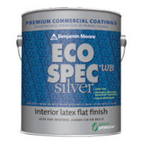 Benjamin Moore & Co. (United States) image | Eco Spec® WB Silver
