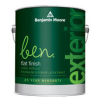 Benjamin Moore & Co. (United States) image | ben® Waterborne Exterior Paint